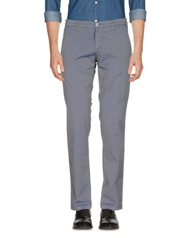Фото - Повседневные брюки свинцово-серого цвета