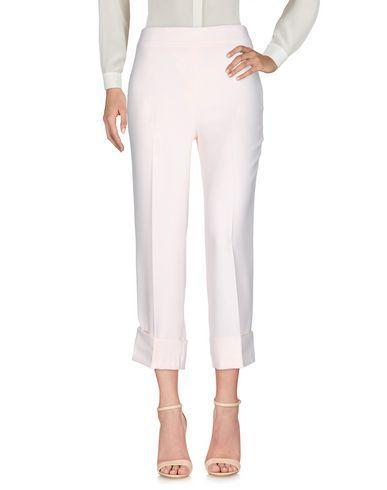 Фото - Повседневные брюки светло-розового цвета