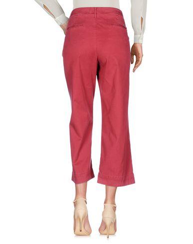 Фото 2 - Повседневные брюки от OAKS красного цвета