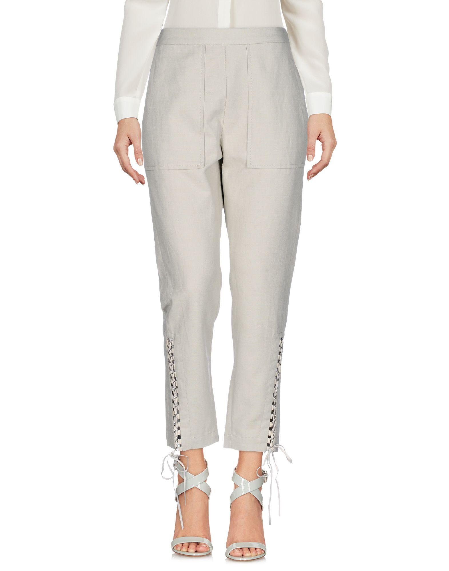 ISABEL MARANT Повседневные брюки цены онлайн