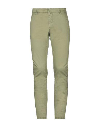 Купить Повседневные брюки от INDIVIDUAL цвет зеленый-милитари