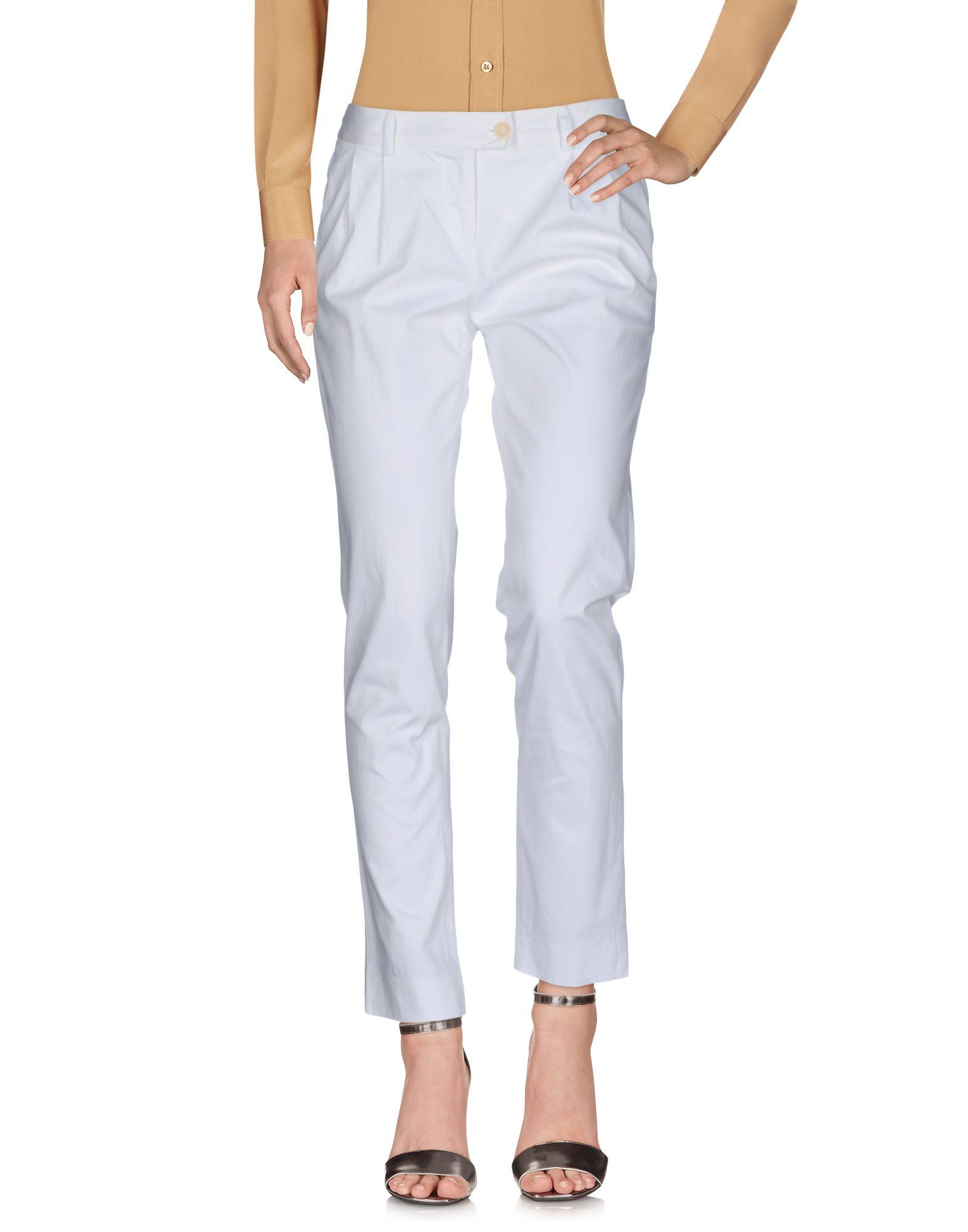 MOSCHINO CHEAP AND CHIC Повседневные брюки moschino брюки капри