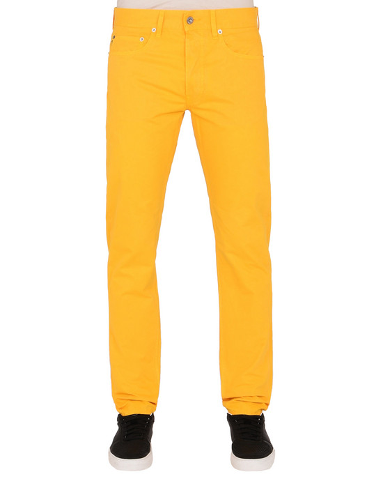 Trousers J1BWA SL_TC OLD STONE ISLAND - 0