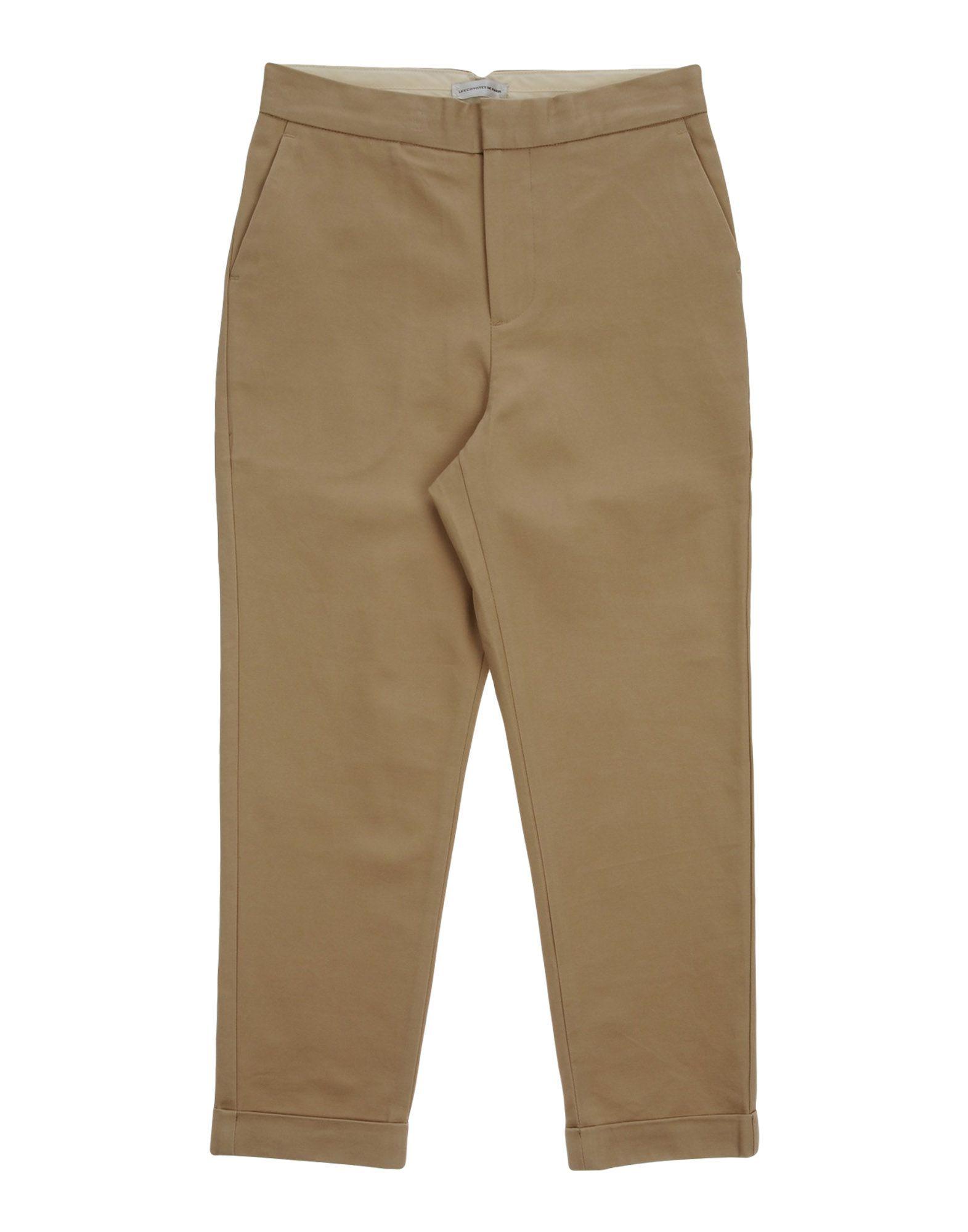 LES COYOTES DE PARIS Повседневные брюки les prairies de paris повседневные шорты