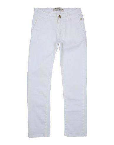 Купить Повседневные брюки от SIVIGLIA DENIM белого цвета