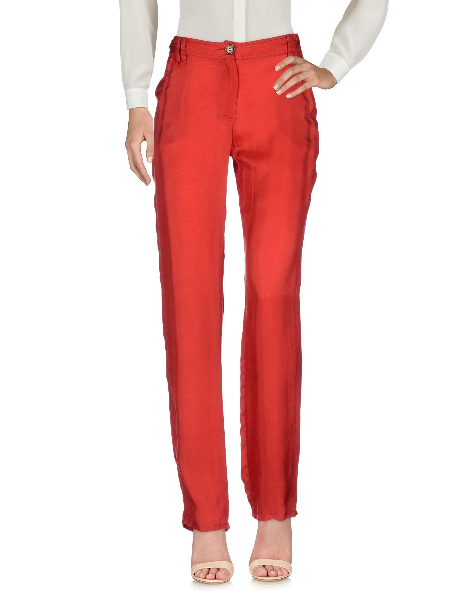 PLEIN SUD JEANIUS Повседневные брюки цена 2017