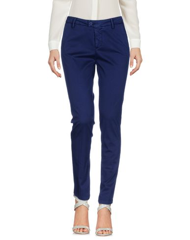 Купить Повседневные брюки от MICHAEL COAL темно-синего цвета