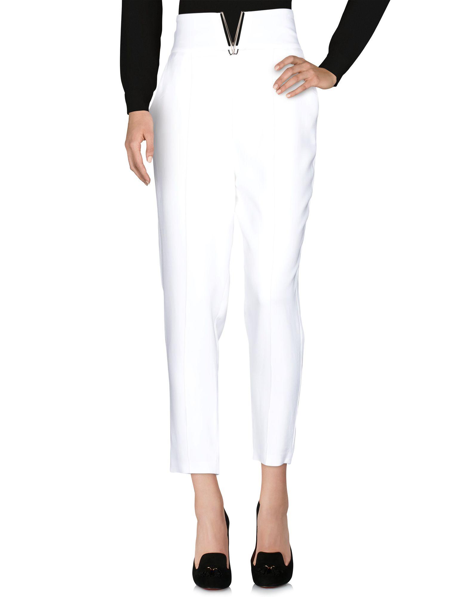 ELISABETTA FRANCHI Повседневные брюки повседневные платья