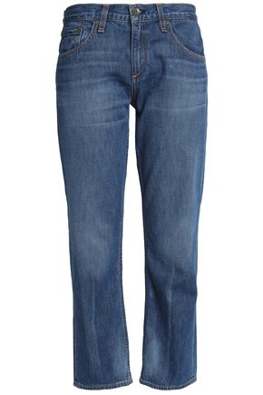 RAG & BONE/JEAN Faded boyfriend jeans
