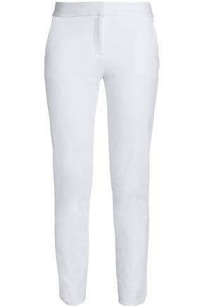 DIANE VON FURSTENBERG Stretch-jersey straight-leg pants