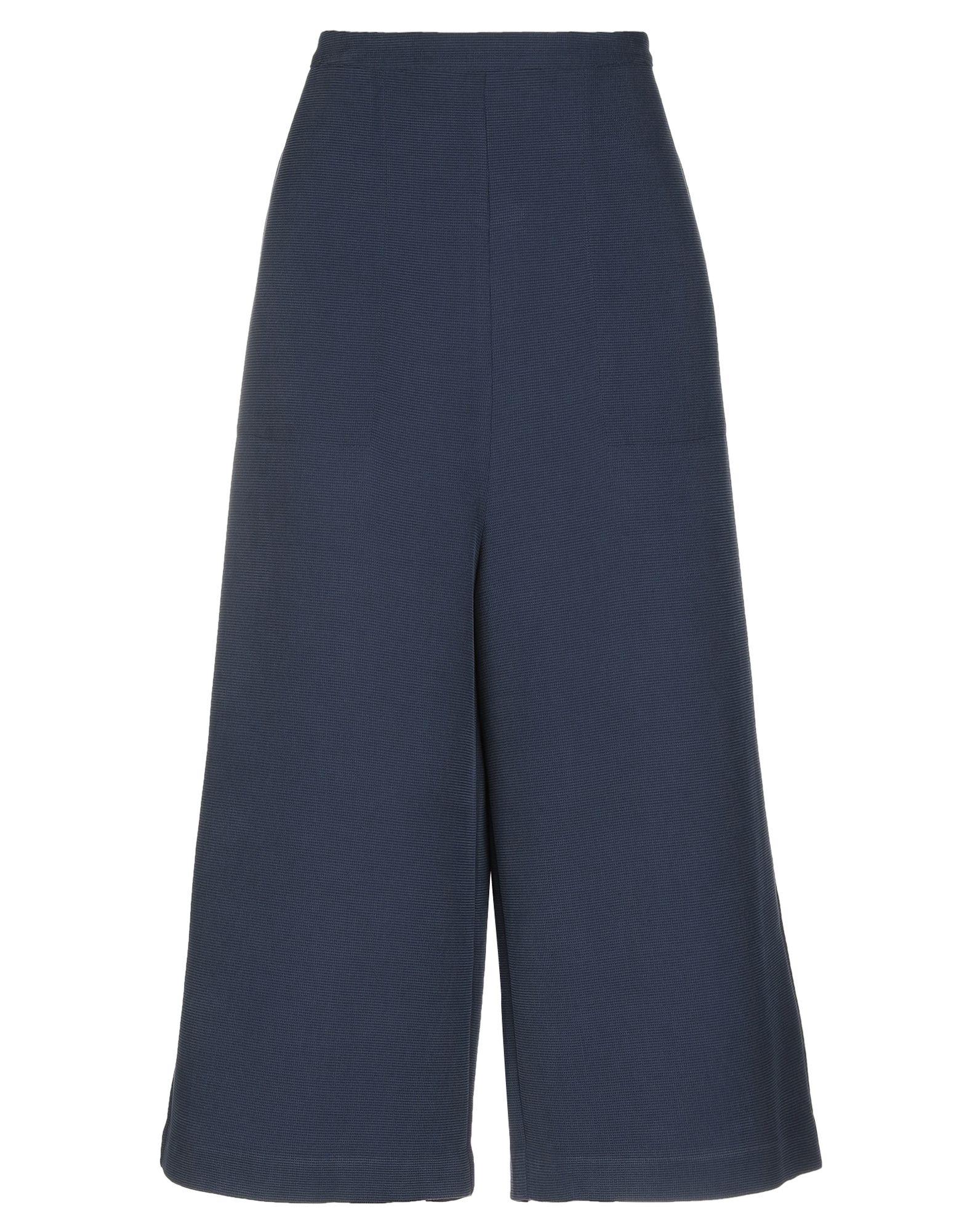 ARMANI JEANS Брюки-капри armani jeans men s dark blue regular fit low waist jeans