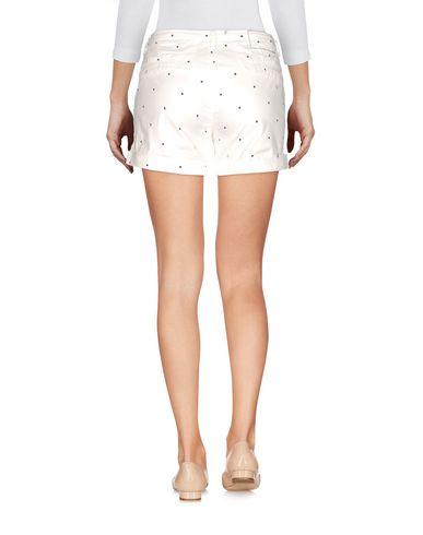 Фото 2 - Повседневные шорты от SUN 68 белого цвета