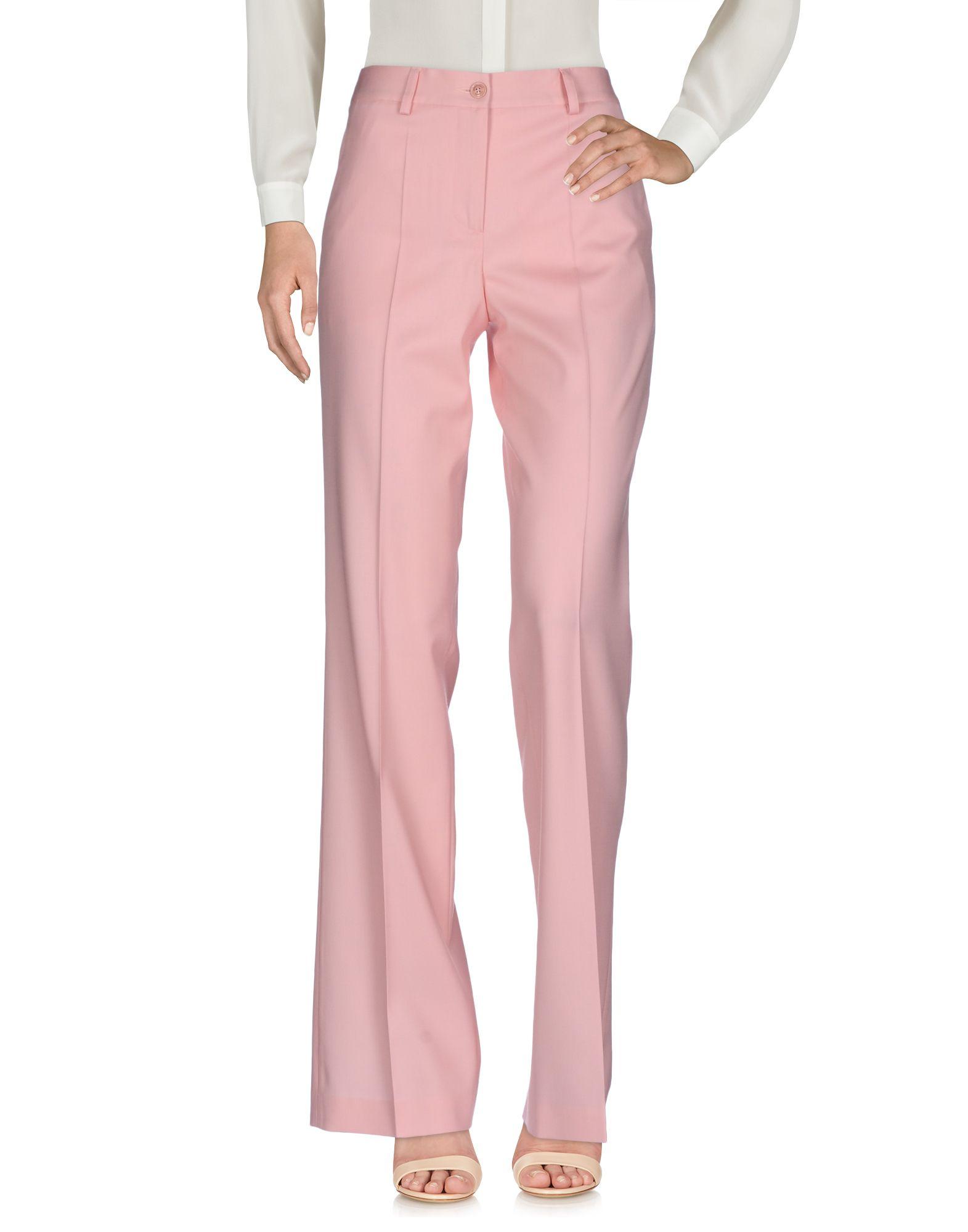 BOUTIQUE MOSCHINO Повседневные брюки брюки moschino брюки классические