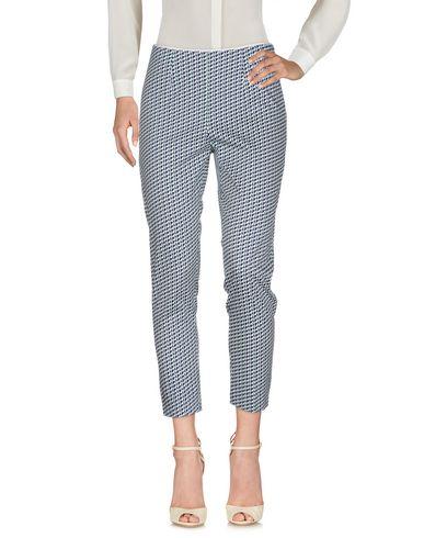 Фото - Повседневные брюки от BARONI темно-синего цвета