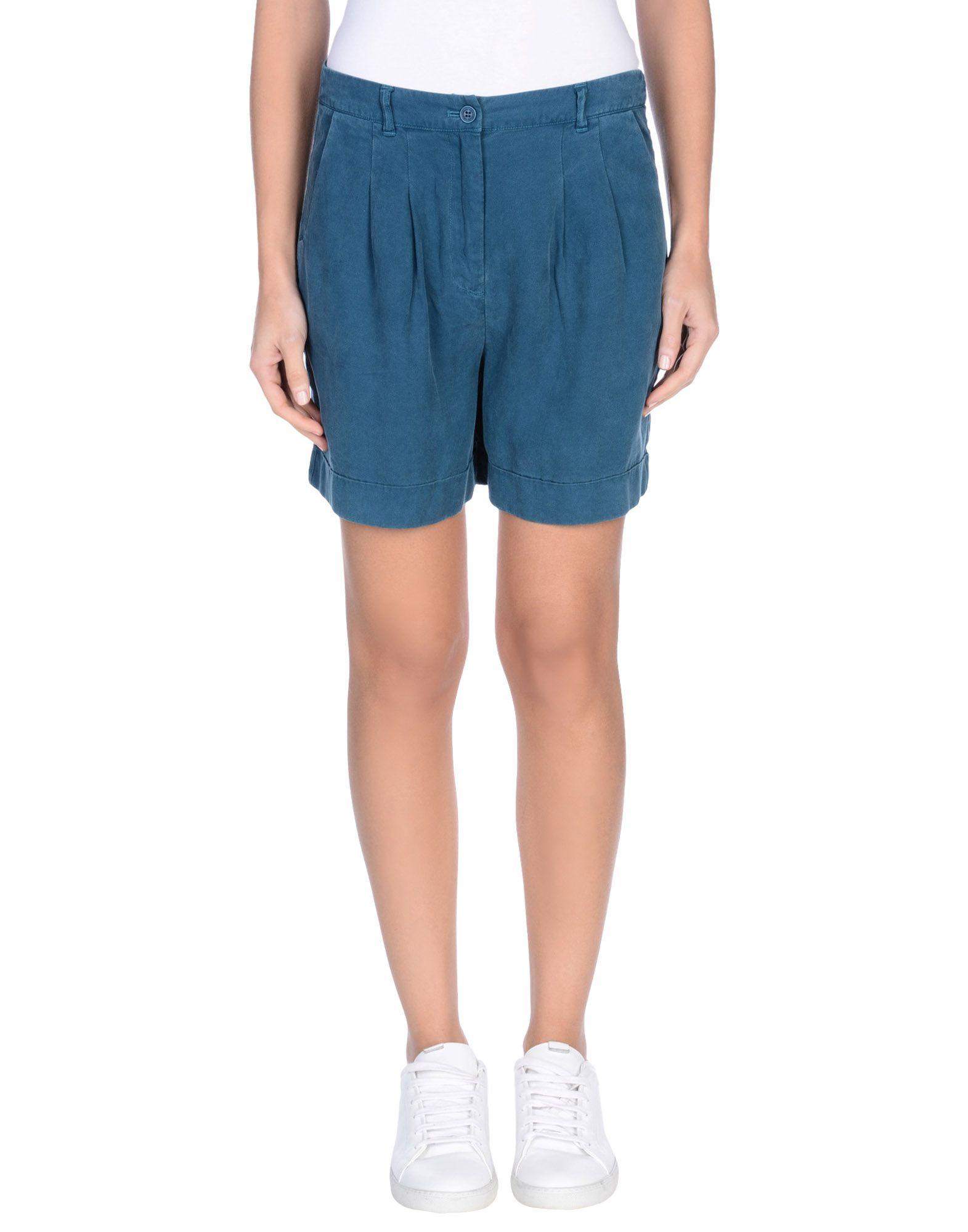 NICE THINGS by PALOMA S. Повседневные шорты шорты henry cotton s шорты