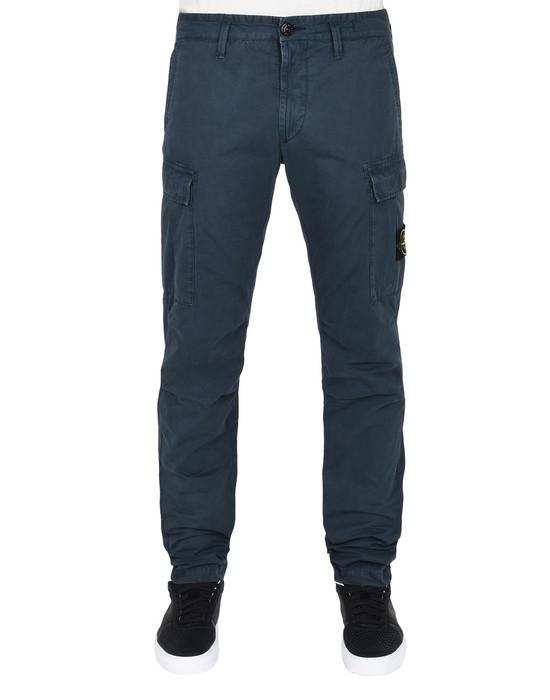 STONE ISLAND Pants 3S2WA TC+OLD