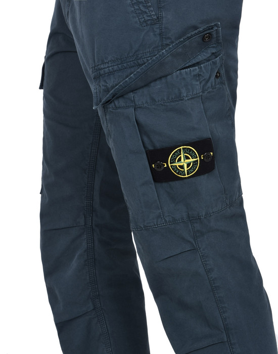 13122792oq - PANTS - 5 POCKETS STONE ISLAND