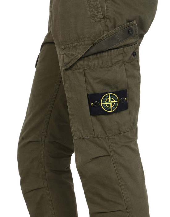 13122792wc - TROUSERS & JEANS STONE ISLAND