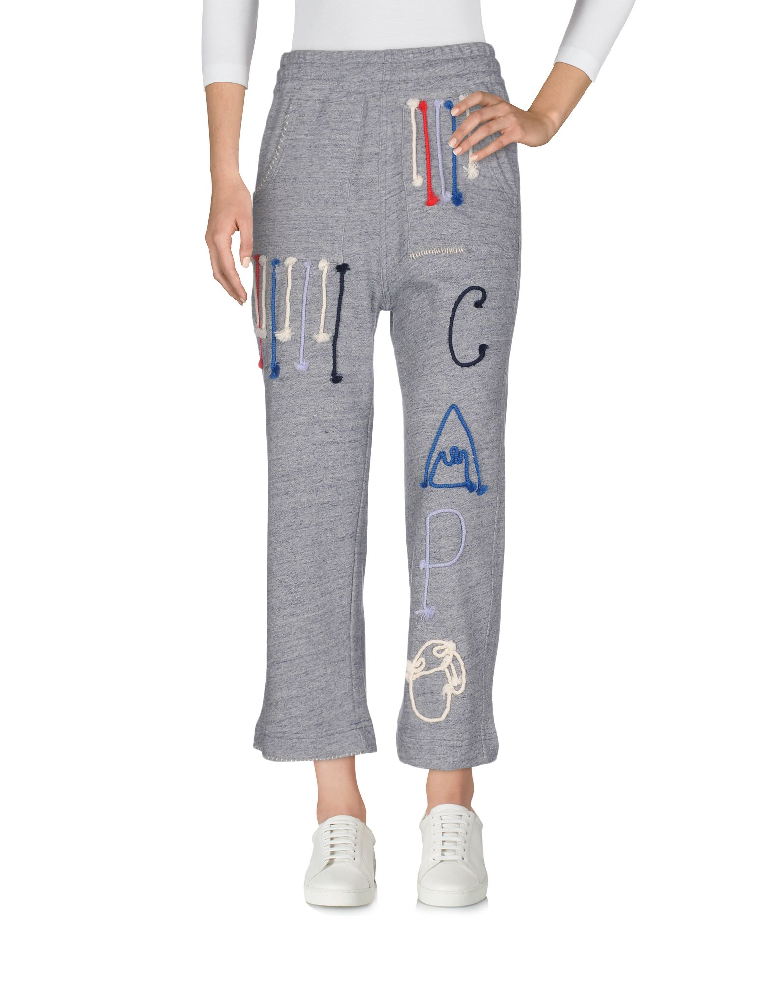 CAPE Casual Pants in Slate Blue