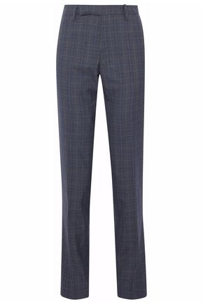 MAISON MARGIELA Checked wool tapered pants