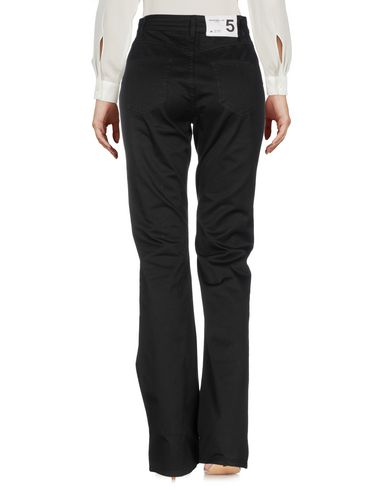 Фото 2 - Повседневные брюки от DEPARTMENT 5 черного цвета