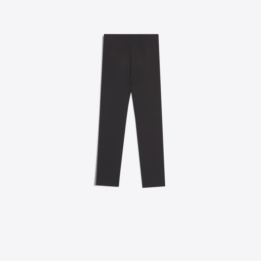 BALENCIAGA Fitted Leg Pants Pants Woman d