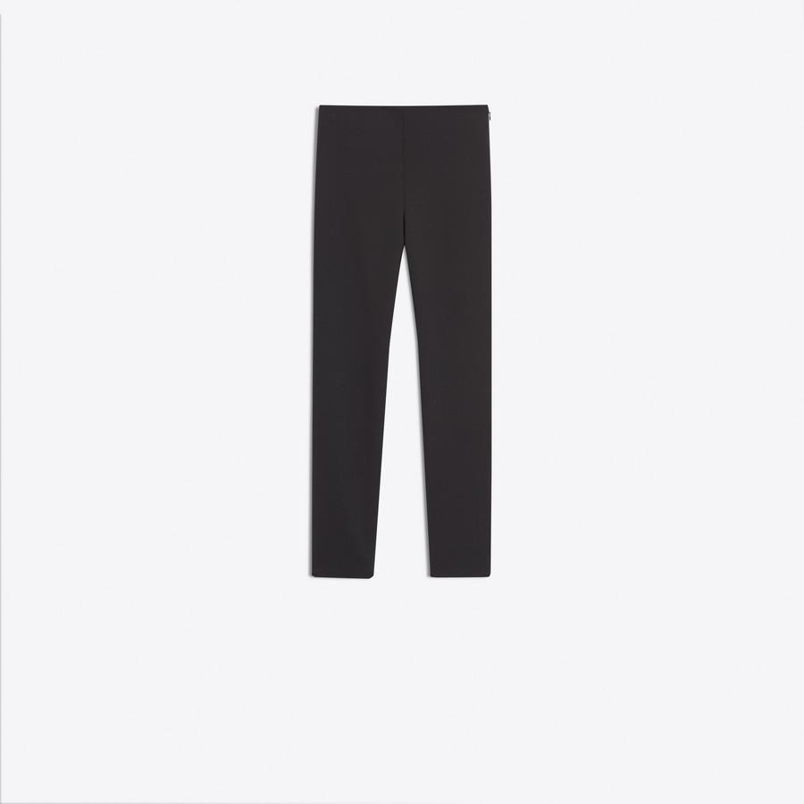 BALENCIAGA Fitted Leg Pants Pants Woman f