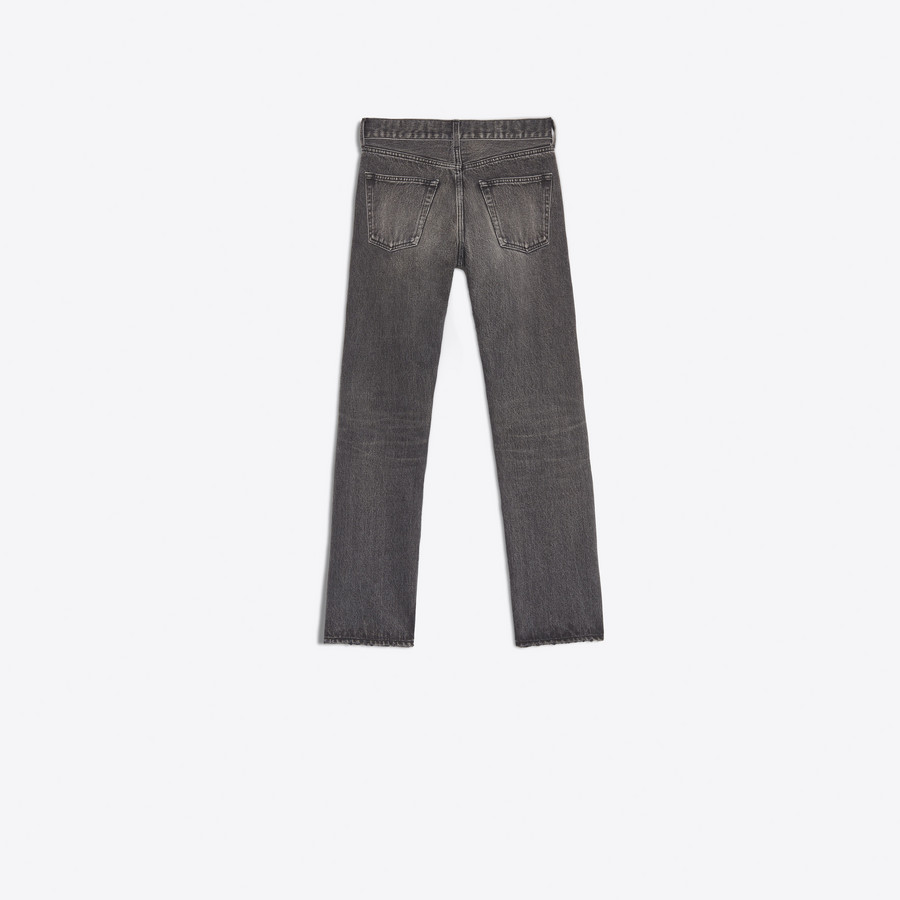 BALENCIAGA Standard Jeans Denim Woman d