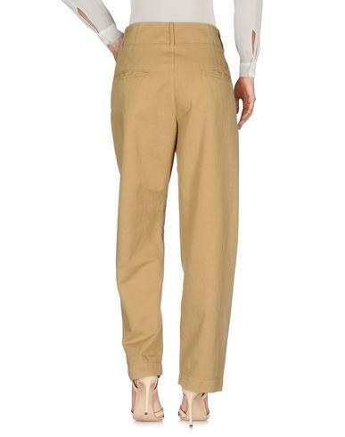 Фото 2 - Повседневные брюки цвет верблюжий