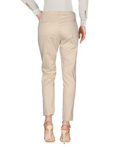 Фото 2 - Повседневные брюки от 0/ZERO CONSTRUCTION бежевого цвета
