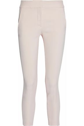 ROSETTA GETTY Cropped cady skinny pants