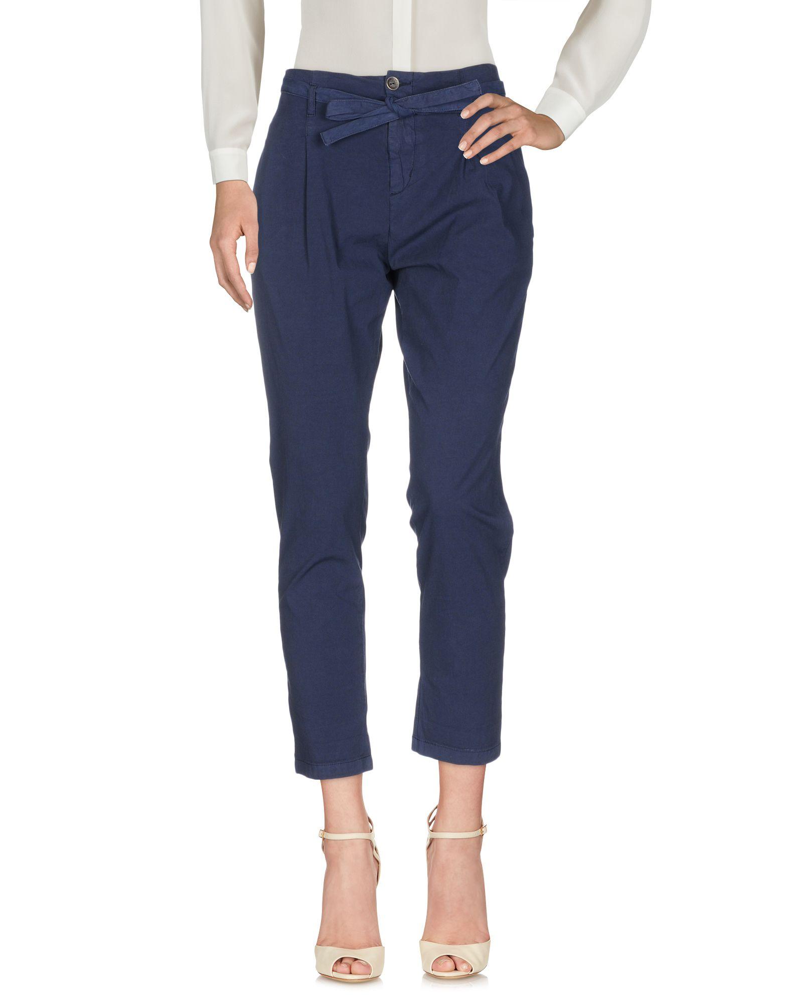 40WEFT Повседневные брюки брюки и капр
