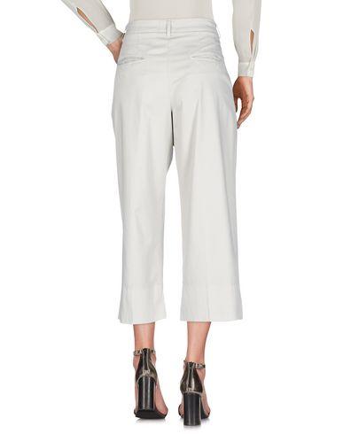 Фото 2 - Повседневные брюки от FAY светло-серого цвета