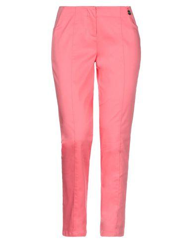 Фото - Повседневные брюки от LUCKYLU  Milano лососево-розового цвета