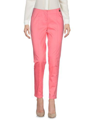 Фото 2 - Повседневные брюки от LUCKYLU  Milano лососево-розового цвета