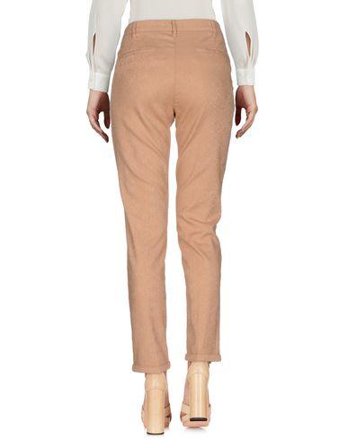 Фото 2 - Повседневные брюки от AT.P.CO цвет телесный