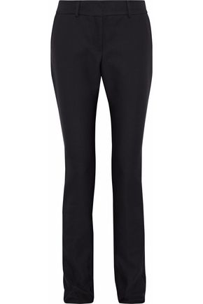 BELSTAFF Cotton-blend twill straight-leg pants