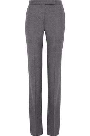 BELSTAFF Wool-felt flared pants