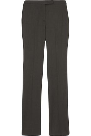 BELSTAFF Wool-blend straight-leg pants