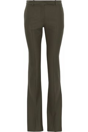 BELSTAFF Brushed wool straight-leg pants