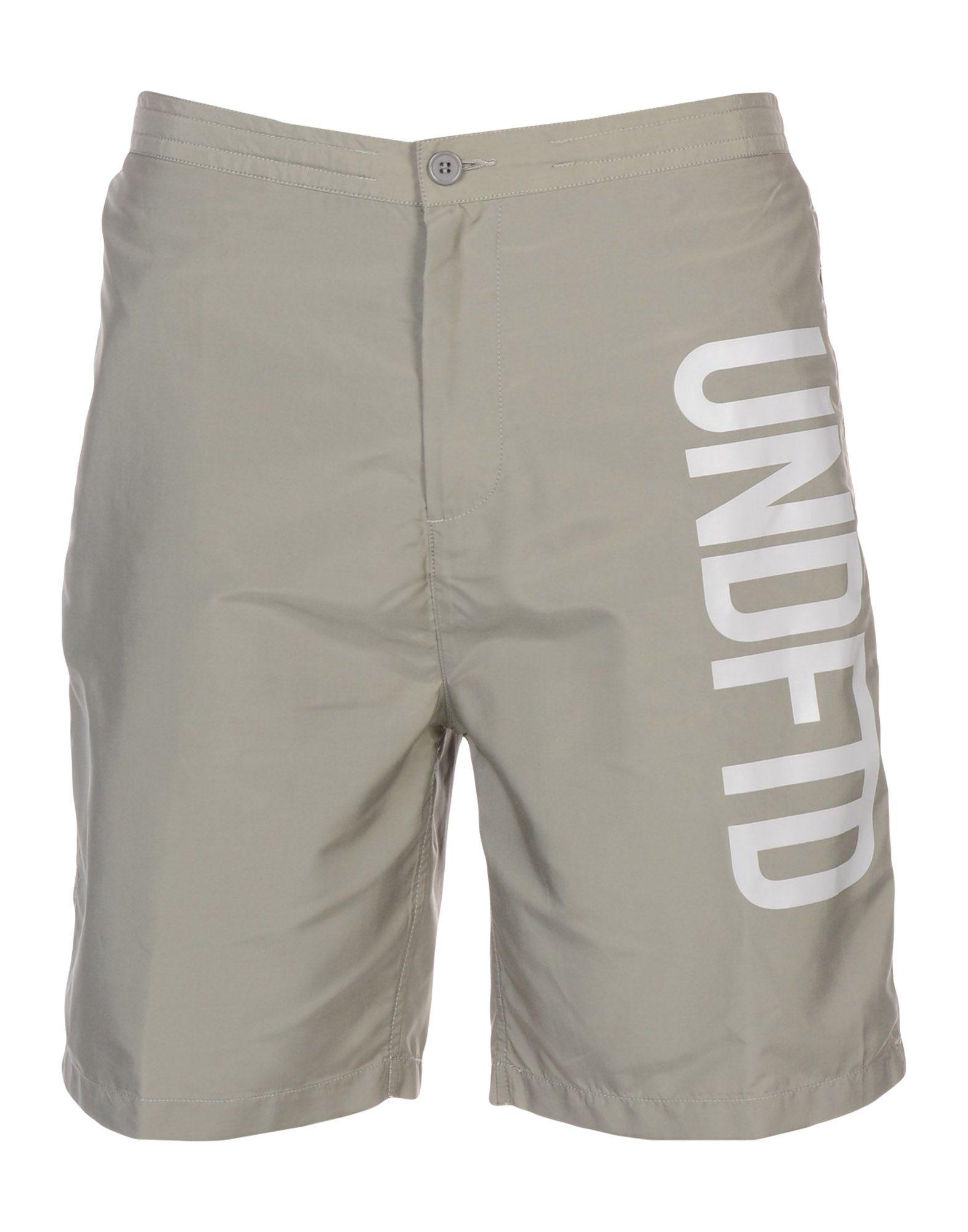 UNDEFEATED Пляжные брюки и шорты la perla пляжные брюки и шорты