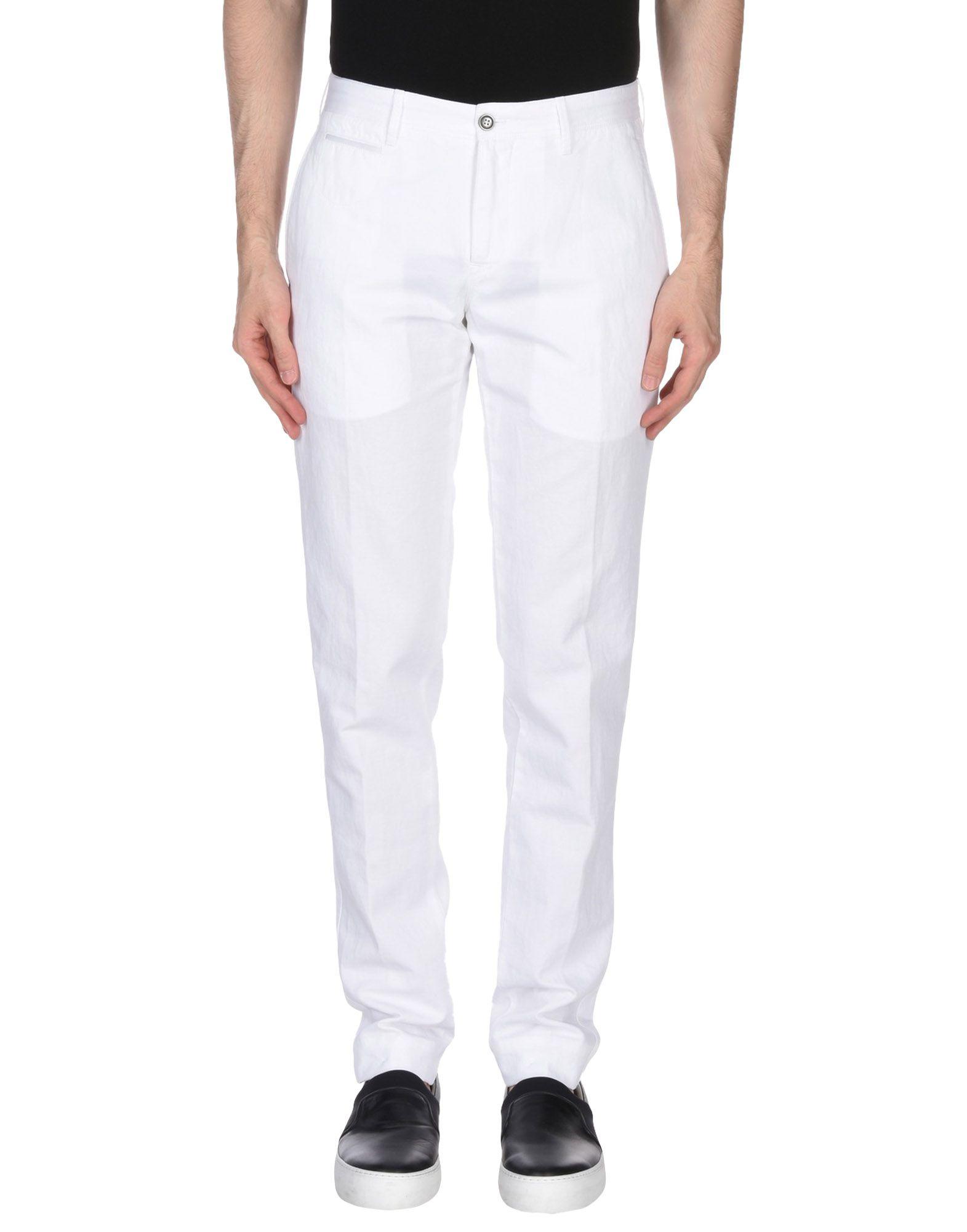 PT01 Herren Hose Farbe Weiß Größe 4