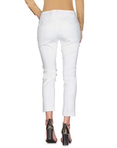 Фото 2 - Повседневные брюки от VIA MASINI 80 цвет слоновая кость