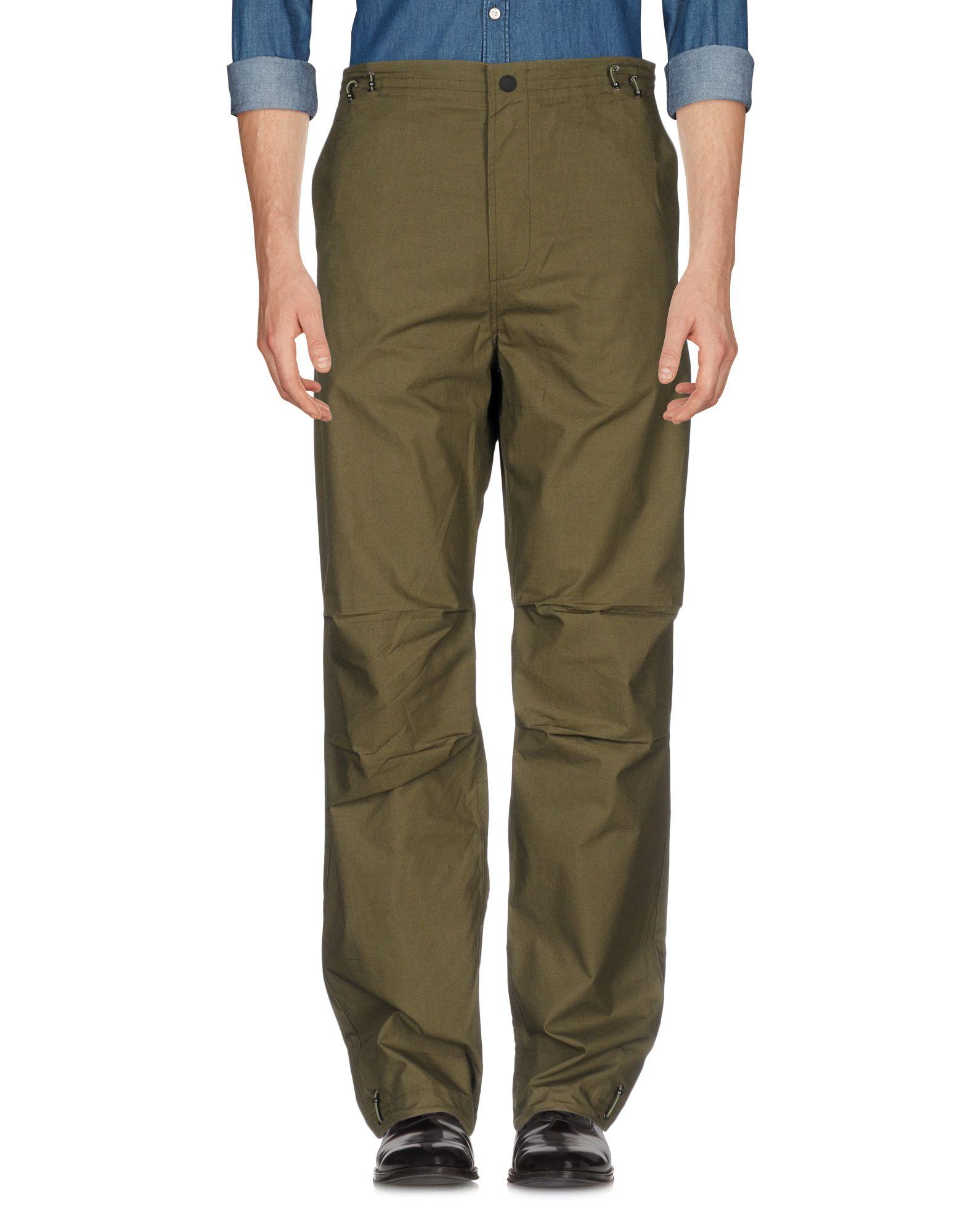 MAHARISHI Повседневные брюки цена