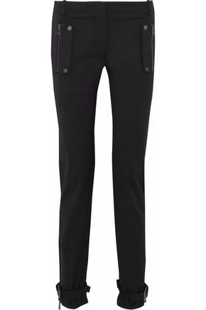 BELSTAFF Buckled cady straight-leg pants