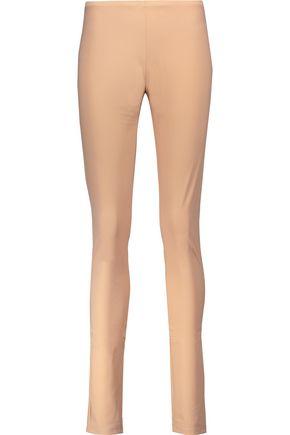 MAISON MARGIELA Tech-jersey leggings