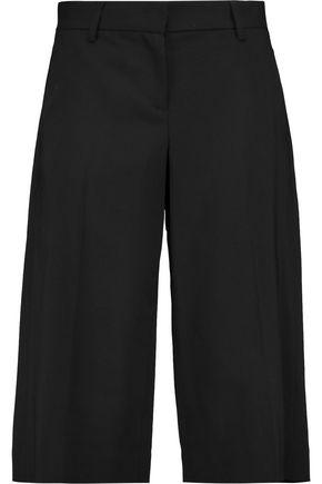 DKNY Wool-blend culottes