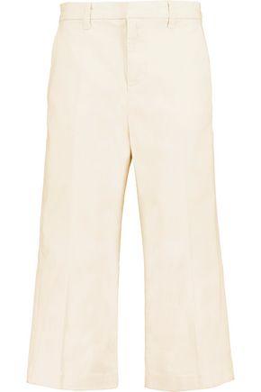 J BRAND Tove cotton-blend canvas culottes