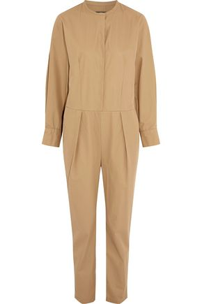 ISABEL MARANT Cotton-twill jumpsuit