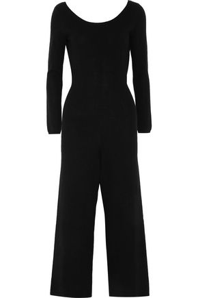 MADELEINE THOMPSON Alimia wool and cashmere-blend jumpsuit